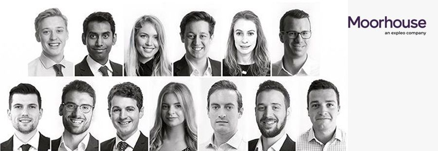 Moorhouse promotes 13 professionals to next level