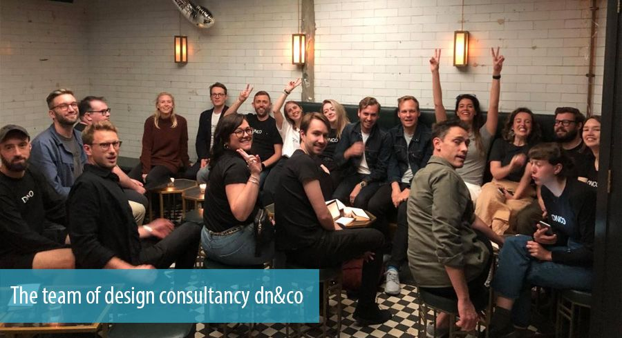 London design consultancy dn&co becomes employee-owned