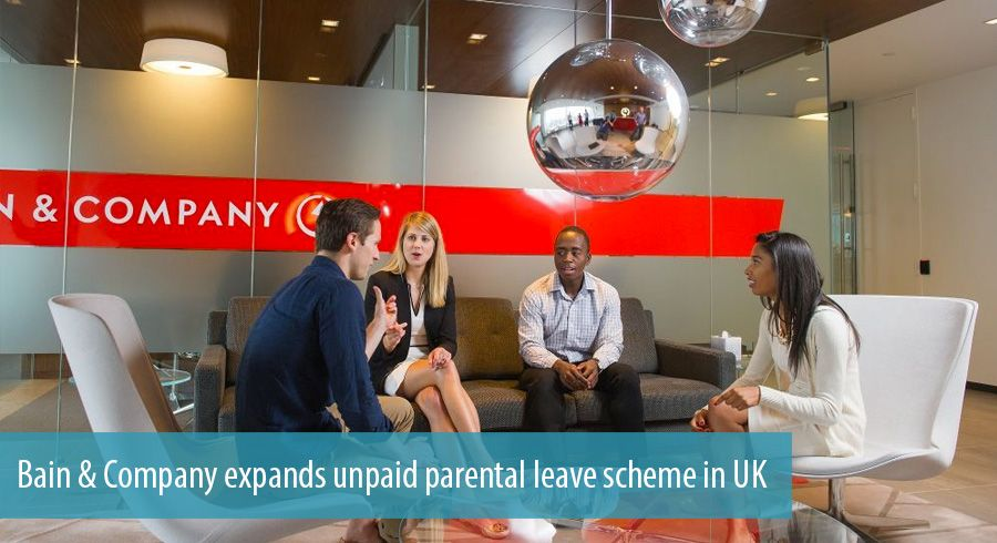 Bain & Company beefs up unpaid parental leave scheme
