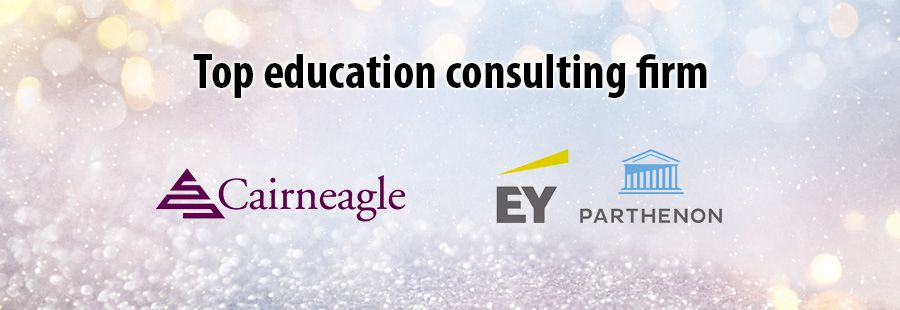 Top education consulting firm