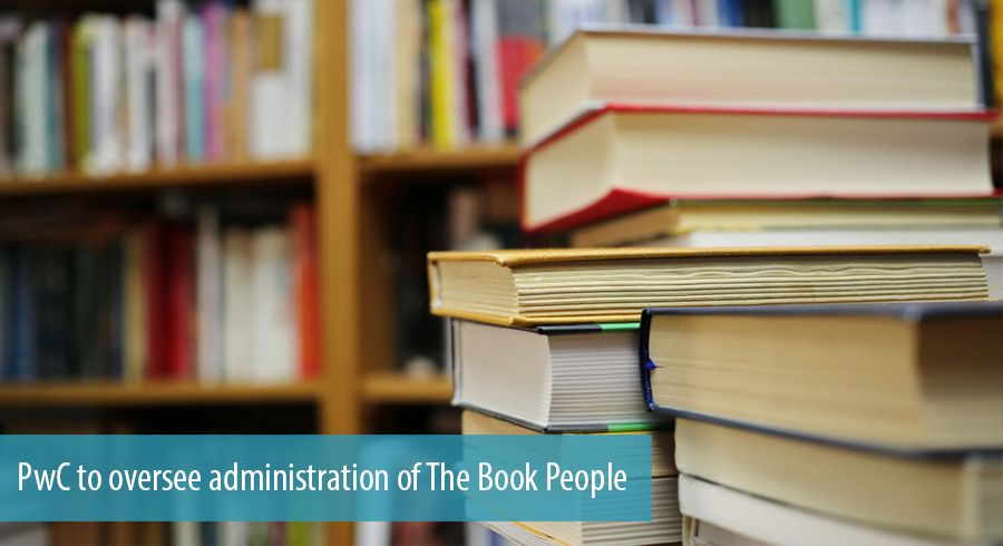 PwC to oversee administration of The Book People