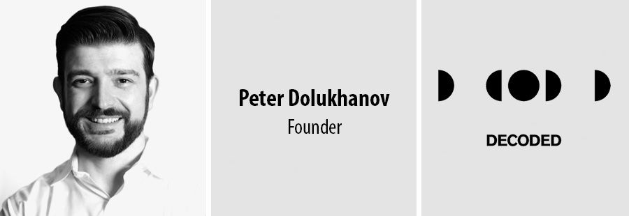 Peter Dolukhanov, Founder of Decoded Consulting
