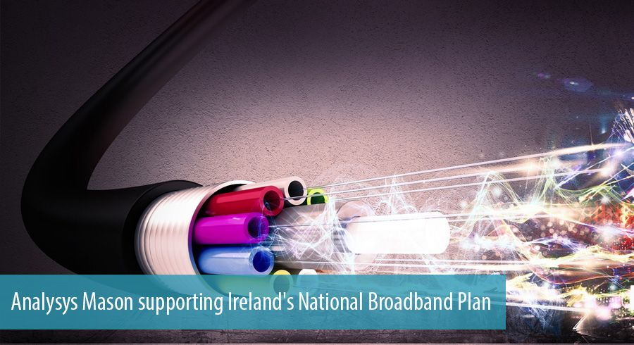 Analysys Mason supporting Ireland's National Broadband Plan
