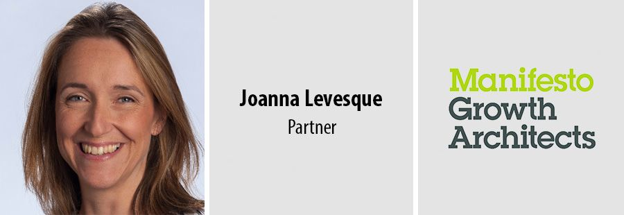 Manifesto names Joanna Levesque Partner in financial services