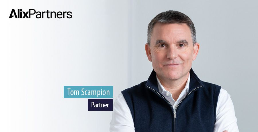 Tom Scampion, Partner at AlixPartners