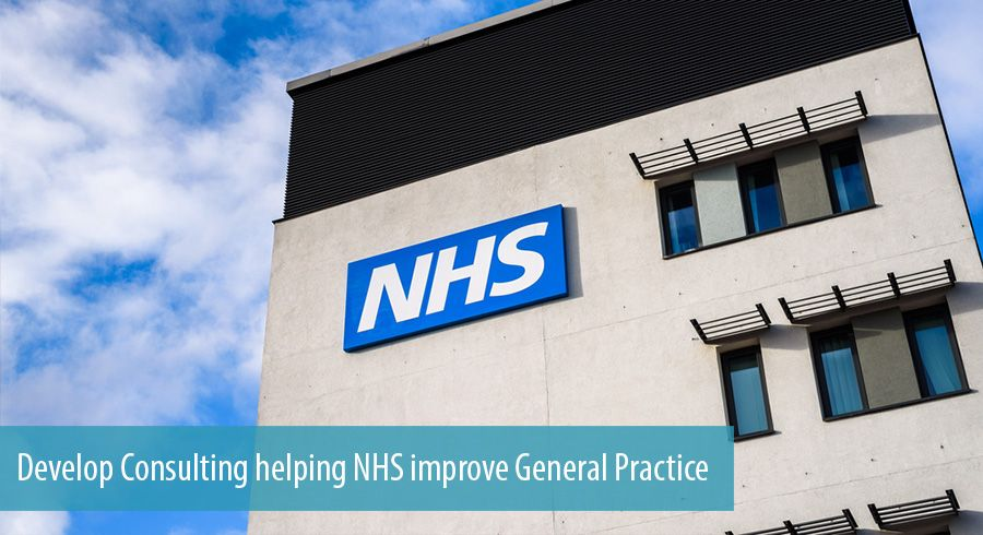 Develop Consulting wins NHS contract to improve General Practice