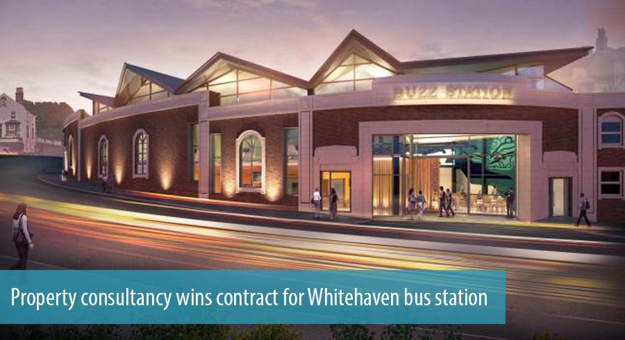 Property consultancy wins contract for Whitehaven bus station