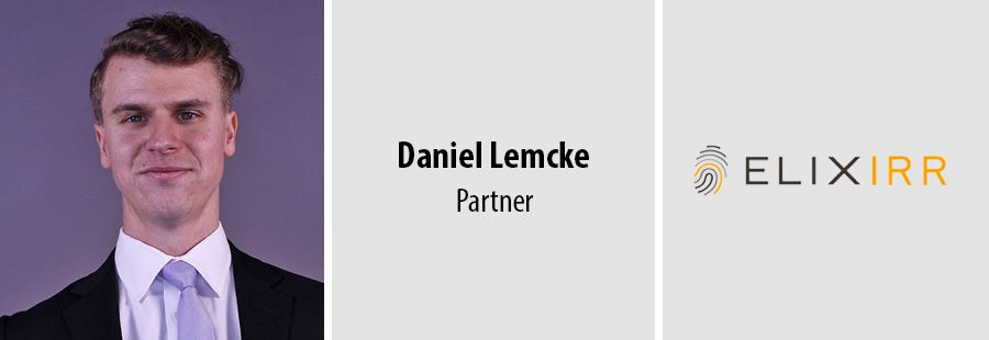 Daniel Lemcke, Partner at Elixirr