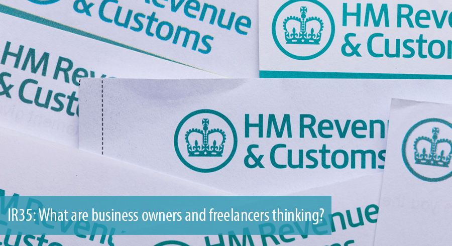 IR35: What are business owners and freelancers thinking?