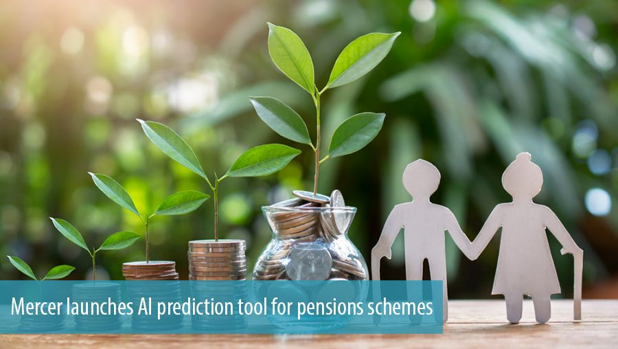 Mercer launches AI prediction tool for pensions schemes