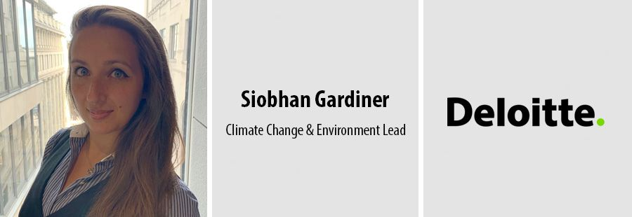 Siobhan Gardiner appointed Deloitte Ventures climate change lead