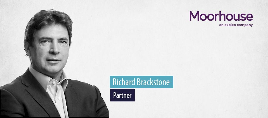 Richard Brackstone, Partner at Moorhouse