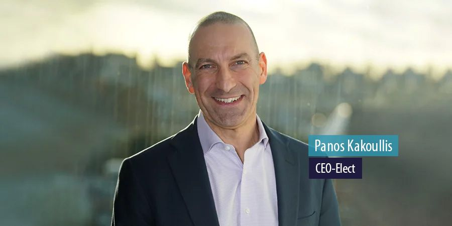 Panos Kakoullis succeeds Alan Middleton as CEO of PA Consulting