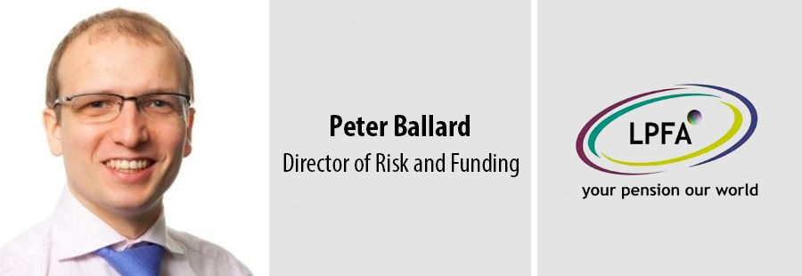 Peter Ballard named Director by London Pensions Fund Authority