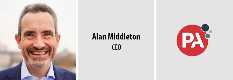 CEO Alan Middleton on PA Consulting's path back to rapid growth