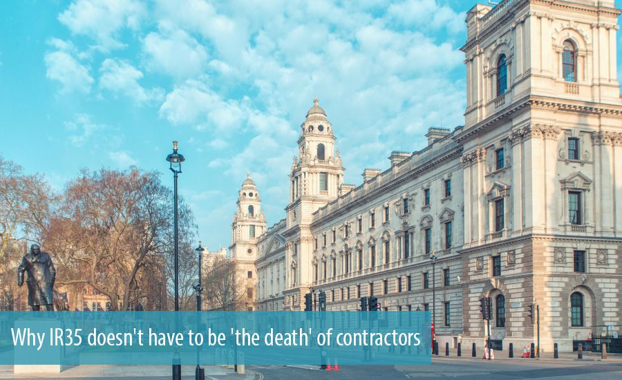 Why IR35 doesn't have to be 'the death' of contractors