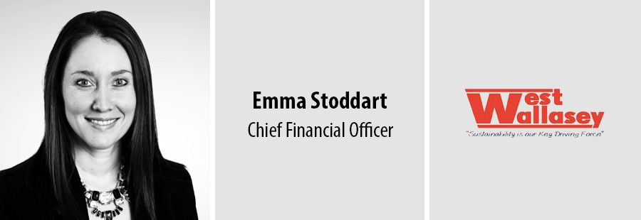 Emma Stoddart, Chief Financial Officer at West Wallasey