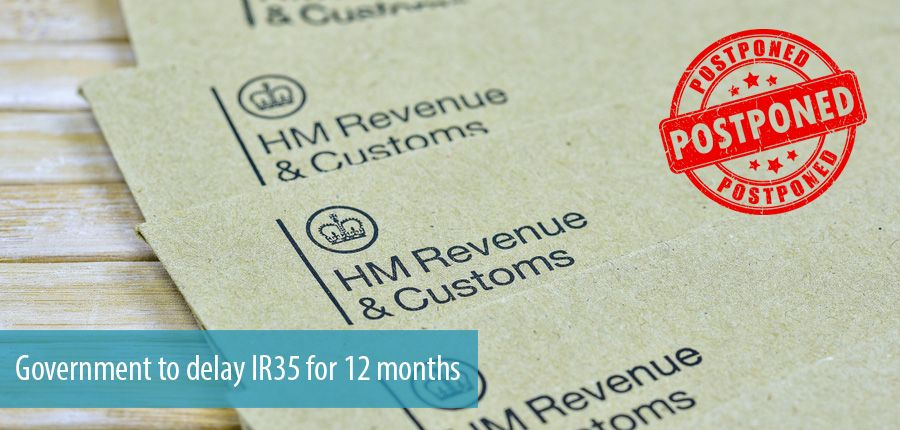Government to delay IR35 for 12 months