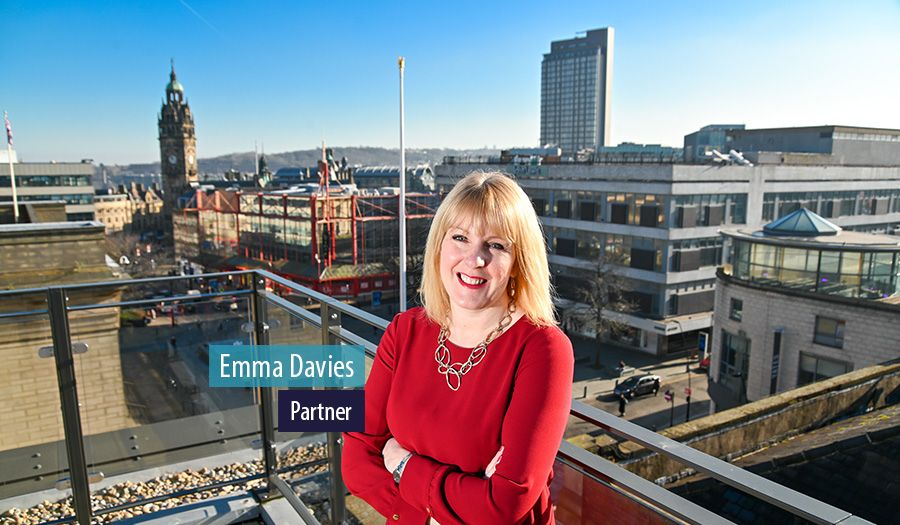 Emma Davies promoted to Partner at Grant Thornton