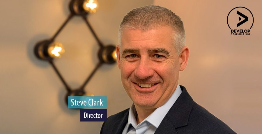 Steve Clark, Director at Develop Consulting