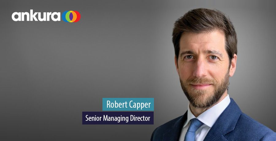 Robert Capper joins Ankura Consulting in London