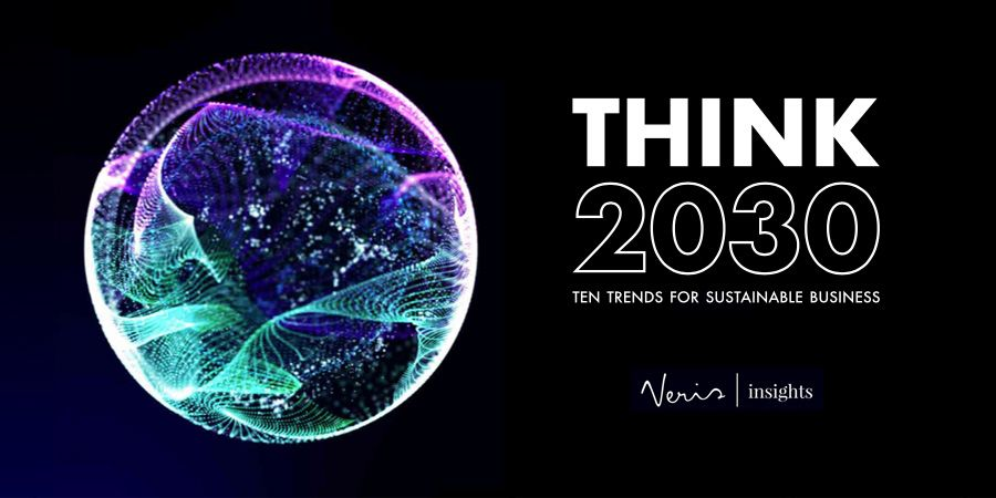 Ten trends for sustainable business