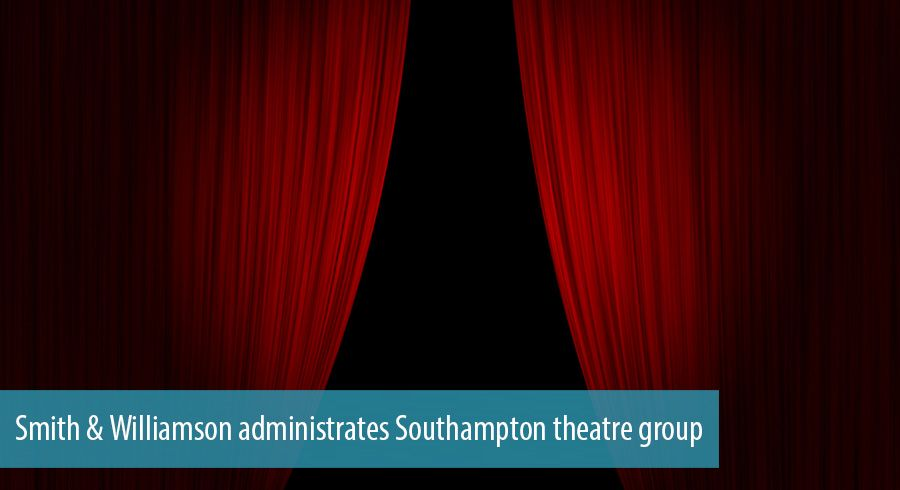 Smith & Williamson administrates Southampton theatre group