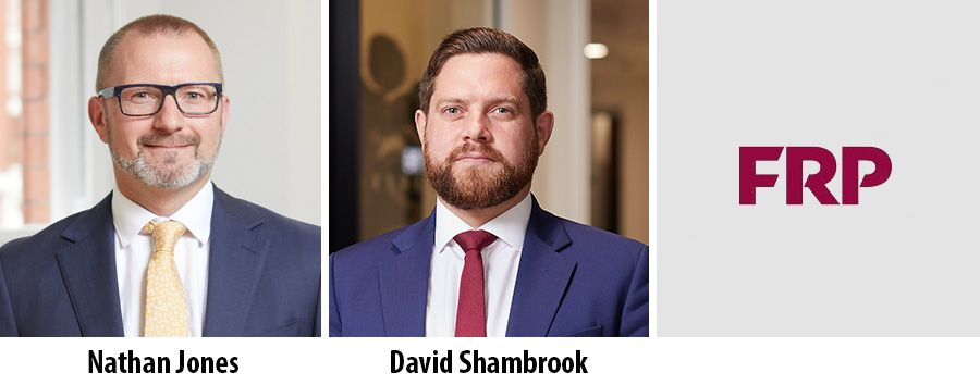 Nathan Jones and David Shambrook - RFP