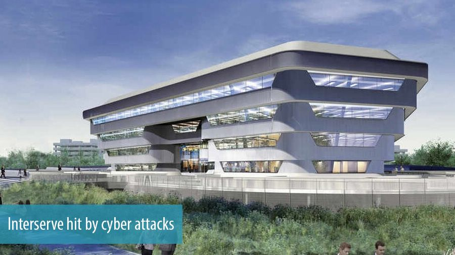 Interserve hit by cyber attacks