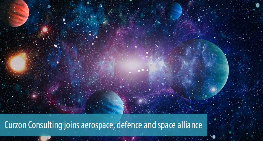 Curzon Consulting joins aerospace, defence and space alliance