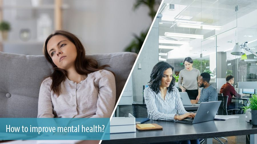 How to improve mental health?