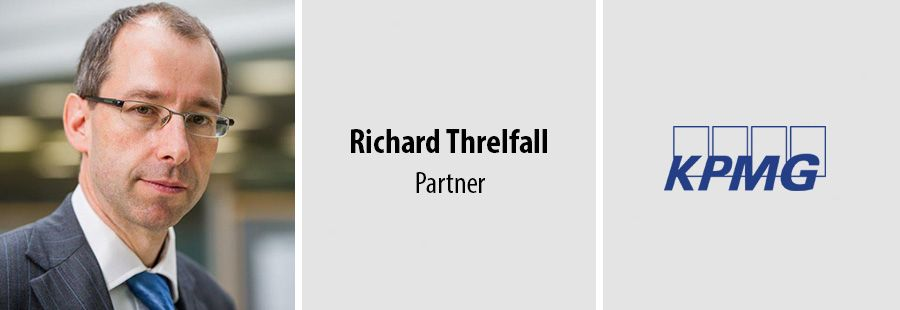 Richard Threlfall, partner at KPMG