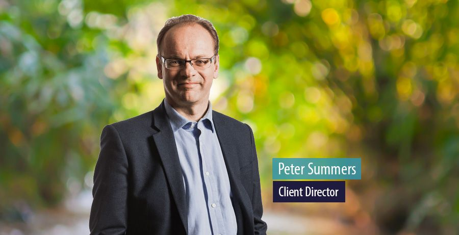 Peter Summers, Client Director at Hymans Robertson