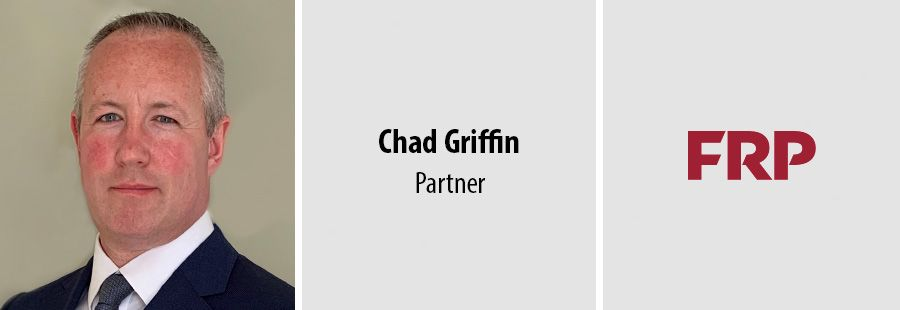 Chad Griffin, Partner at FRP Advisory