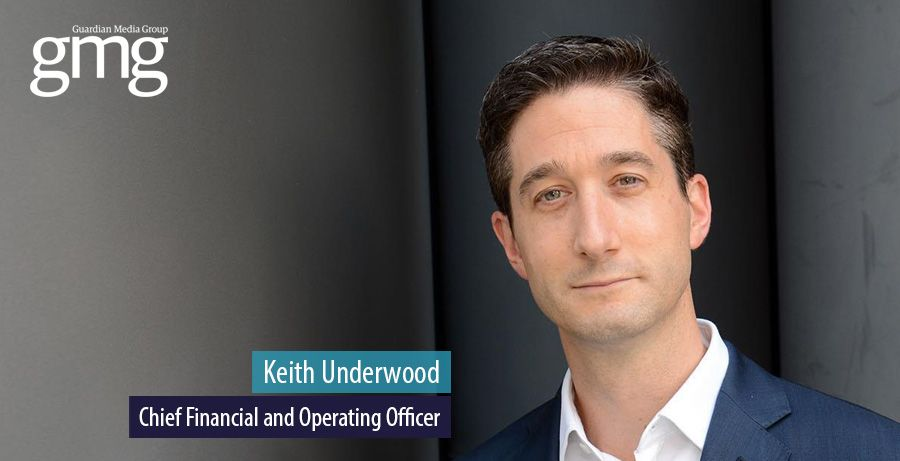 Keith Underwood, CFO at Gardian Media Group