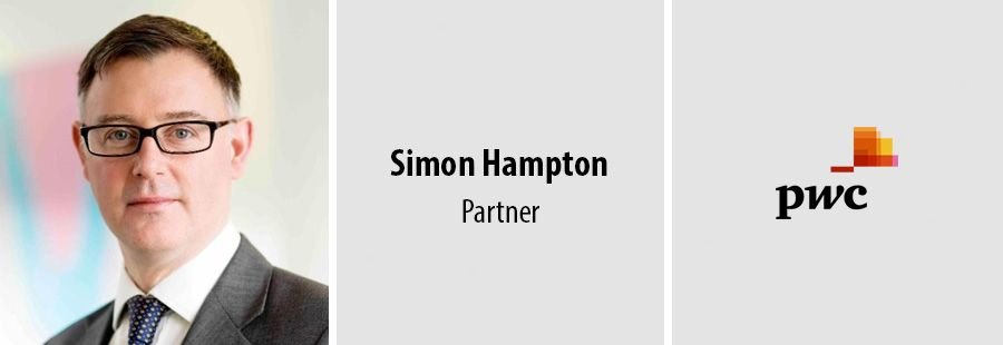 Simon Hampton, Partner, PwC