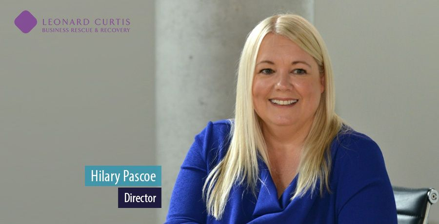 Hilary Pascoe Director at Leonard Curtis