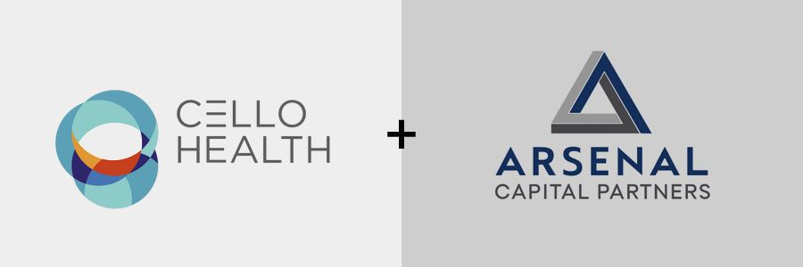 Cello Health acquired by Arsenal Capital Partners