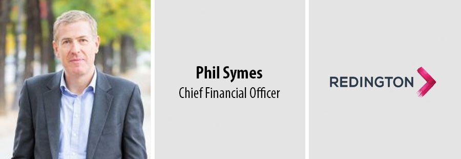 Phil Symes, Chief Financial Officer, Redington