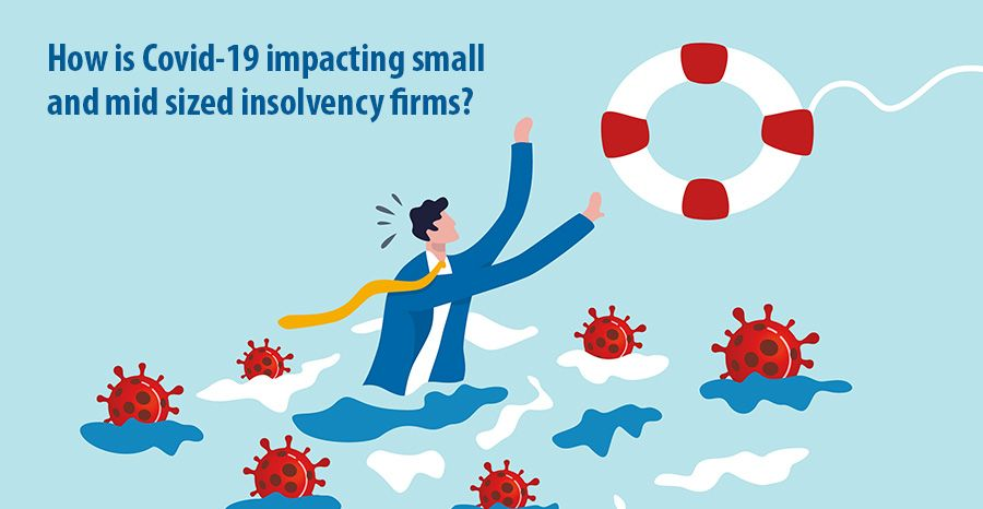 How is Covid-19 impacting small and mid sized insolvency firms?