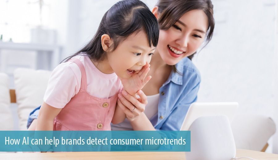 How AI can help brands detect consumer microtrends