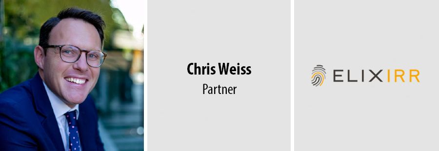 Chris Weiss, Partner, Elixirr