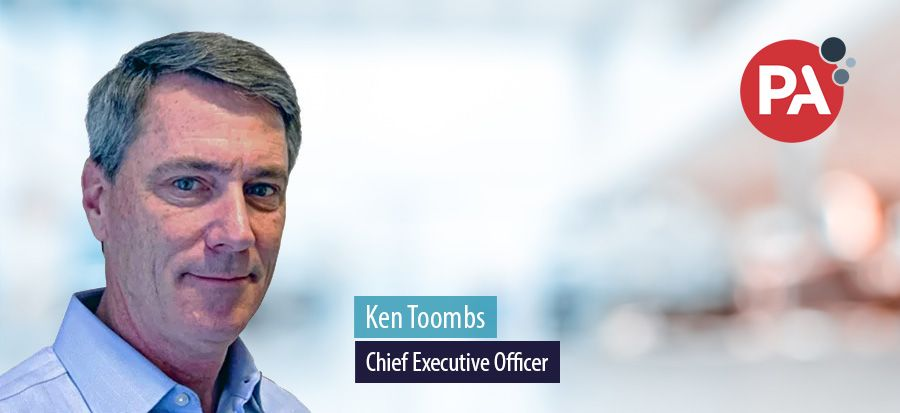 Ken Toombs, Chief Executive Officer, PA Consulting