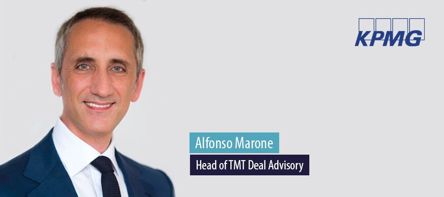 Alfonso Marone, Head of TMT Deal Advisory, KPMG