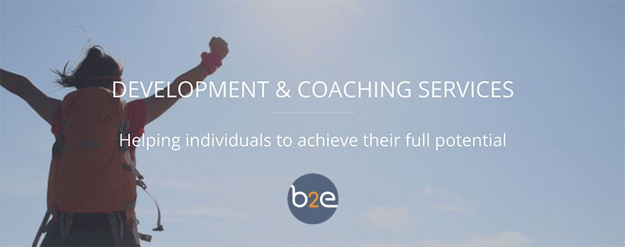 How B2E helps its clients with development & coaching