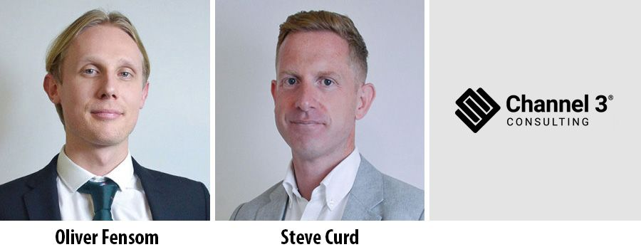Oliver Fensom and Steve Curd - Channel 3 Consulting