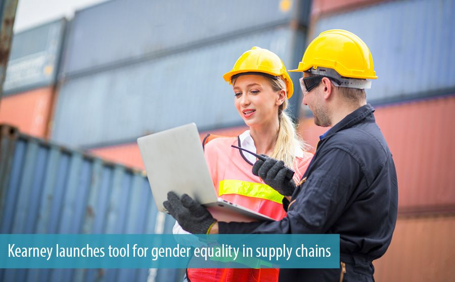 Kearney launches tool for gender equality in supply chains