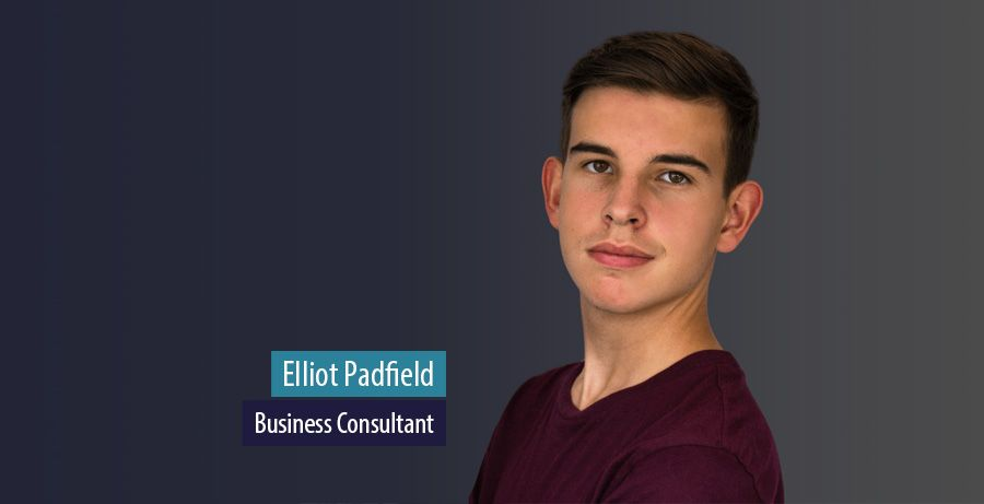 Elliot Padfield, Business Consultant