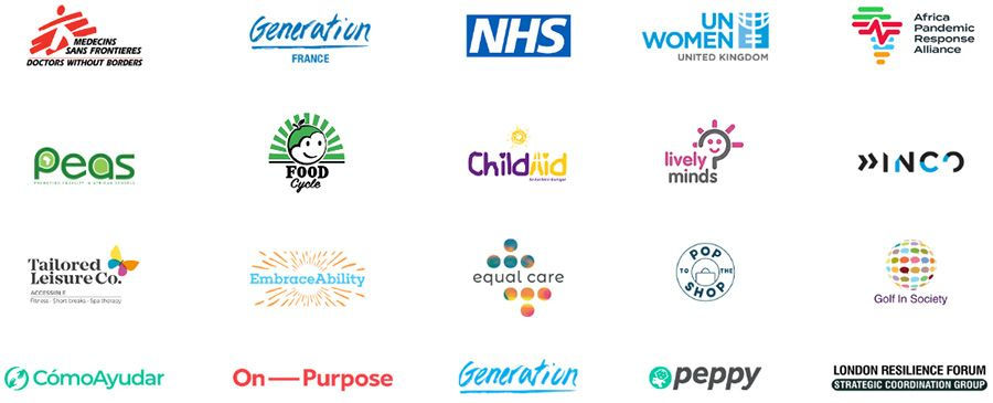 Supporting 30 public health organisations