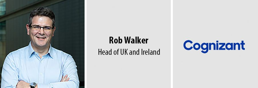 Rob Walker, Head of UK and Ireland, Cognizant